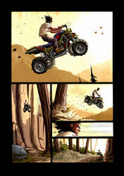 Submissions page 1 colored by PatBoutin