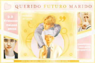 Querido Futuro Marido   Capa de fanfic by Yueshii