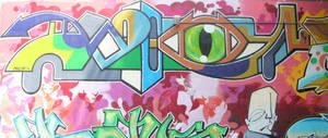 Grafitti by oss237