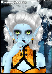Halloween by liz-blizz