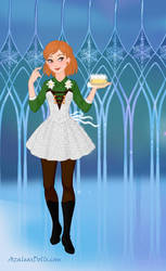New-Royalty Model Challenge #11: Genderbent Disney by liz-blizz