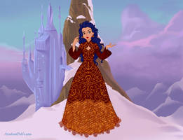 Fantasy Model Challenge: Medieval by liz-blizz