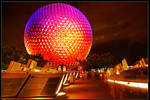 The Big Apple.. err Golf Ball? by dj-iso
