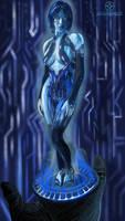 Cortana by AmagumaX