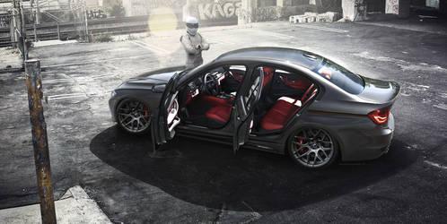 BMW f30 by JAdesigns75