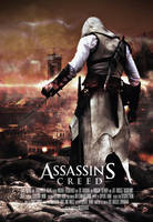 Assassins Creed - THE MOVIE Poster (Selfmade) by mastersebiX