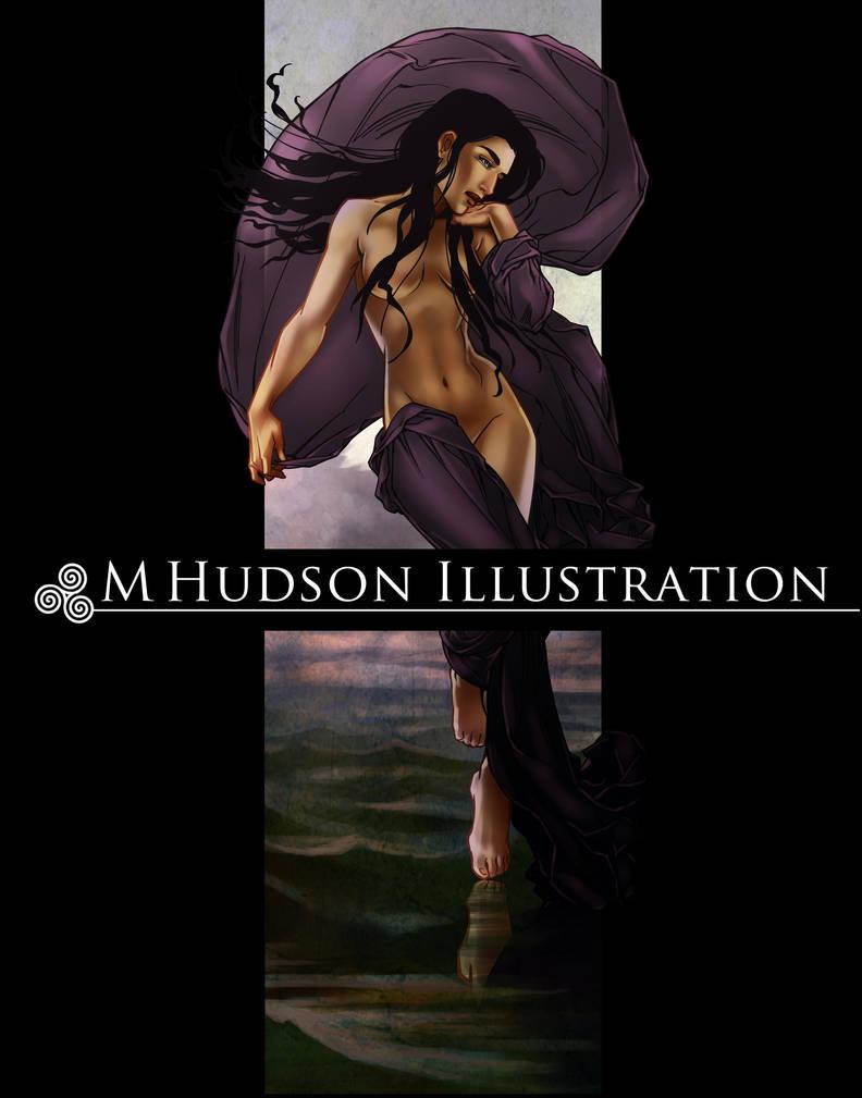 Portfolio Cover by MMHudson