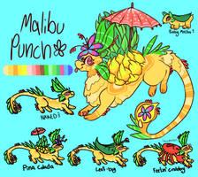 Malibu by CrimsonDragonClaws