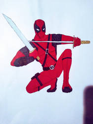 Deadpool by wtatew
