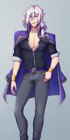 Captain Avan Bane by NarumyNatsue