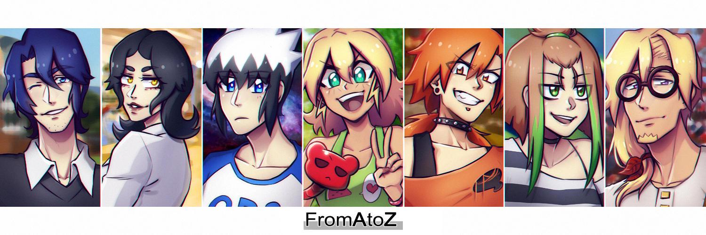 FromAtoZ by NarumyNatsue