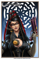 Odeloth Art Bayonetta by odeloth