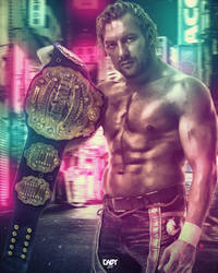 Kenny Omega Poster Version 2. by CaqybKhan1334