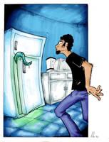 El horror en el refrigerador by maledictus