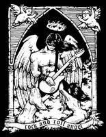 Rock n' Roll Angel by maledictus