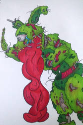 Springtrap / Five Nights at Freddy's by AniandherLucario