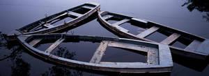 sinking boats by krrrr1234