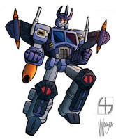 Galvatron Prime by fourth-heir