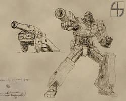TF: Renaissance - Megatron by fourth-heir