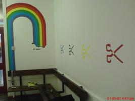 rainbow by LeahChloe