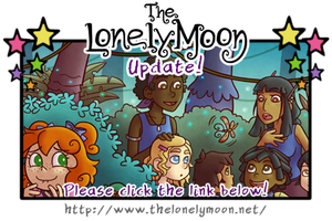 The Lonely Moon Update by Liralicia