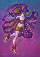 Sally Nebula by Liralicia