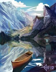 Lakeside by AaronGarcia