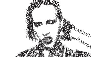 Manson Type by CaliburlessSoul