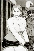 Jill Valentine 2 by rplatt
