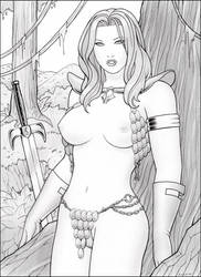 Red Sonja 2 by rplatt