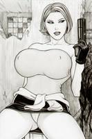 Jill Valentine by rplatt