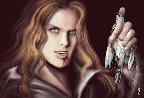 Lestat the Vampire by nell-fallcard