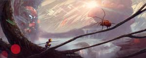 Hunter by nell-fallcard