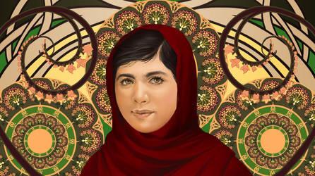 Malala Lalalong by nell-fallcard