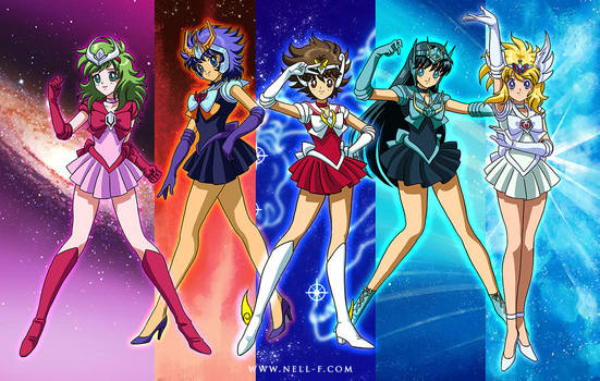 Sailors Zodiac by nell-fallcard