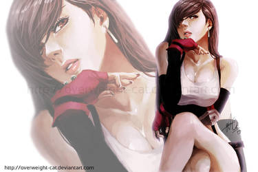 Tifa by Overweight-Cat