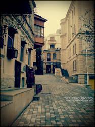 Walking around by Numizmat