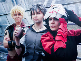 Team STRQ by Vampyna