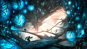 Orb-ganic World by AlexRuizArt