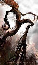 Treeman by AlexRuizArt