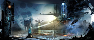 CTN SciFi Demo by AlexRuizArt