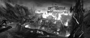 Transformers Industrial Platform by AlexRuizArt