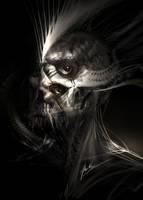 Portrait of Death by AlexRuizArt