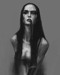 Wretched Beauty by AlexRuizArt