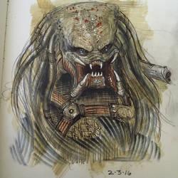 Predator by AlexRuizArt