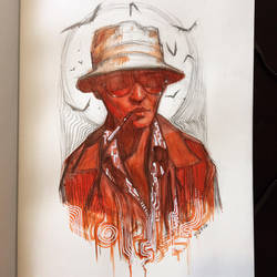 Fear and Loathing by AlexRuizArt