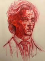 American Psycho by AlexRuizArt