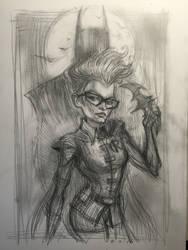 Robin by AlexRuizArt