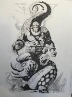 Hellboy by AlexRuizArt