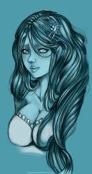 PP - Me gusta el azul by raveofwolf